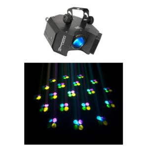 CHAUVET OBSESSION LED Disco Light for hire
