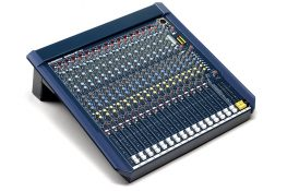 Allen & Heath mix-wizard 16 mixing desk for hire